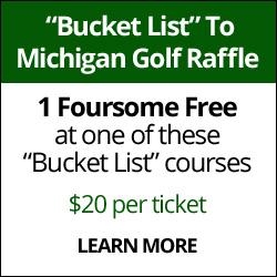 West MI Golf Show Ad