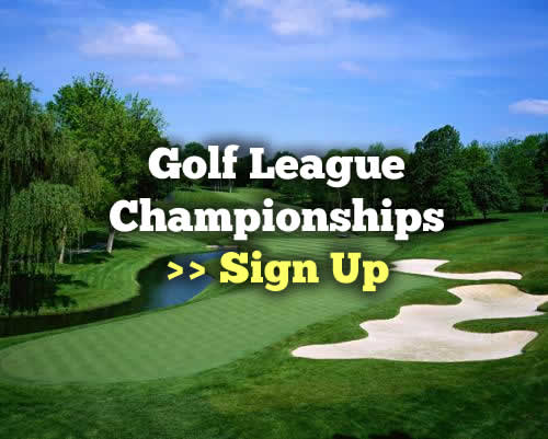 Golf League Championship Sign Up